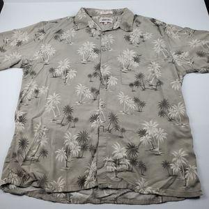 Campia Moda Vintage Hawaiian B/U Size XL